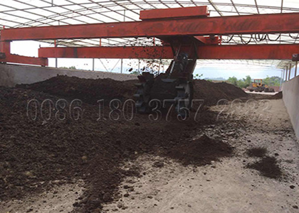 Indoor Composting Machine for Sale