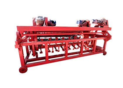 Groove Type Organic Compost Making Machine for Sale
