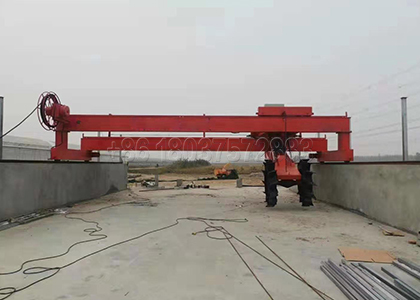 Large scale composting machine for sale