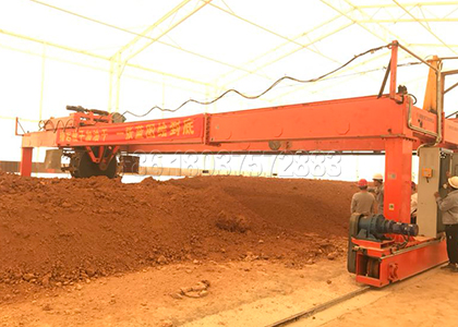 poultry manure composting equipment for sale